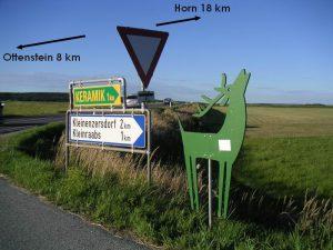 Verkehrstafel B38
